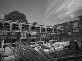 19. Adderton Rd Townhouse - Construction